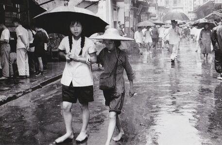 Sud de la Chine, jour de pluie