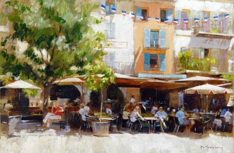 Cafe des Arcades, Valbonne