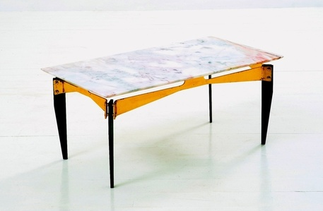 Amazing Coffee Table attr. to Melchiorre Bega