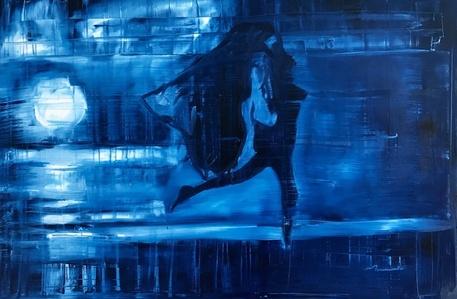 Lady Dancing in Moonlight