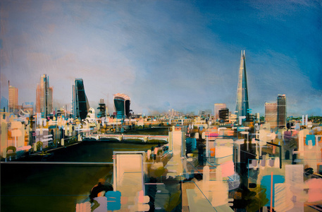 The Shard From Southbank