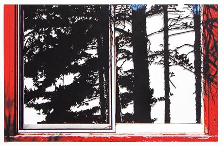 Window / Lake Clear