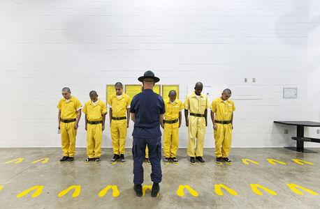 Orientation Training Phase,Youth Offender System, Pueblo, Colorado