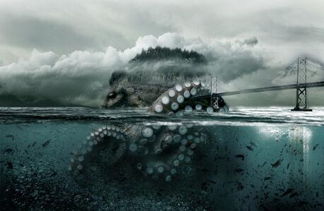 Treasure Island Octopus