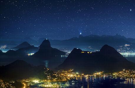 Rio de Janeiro Vista de Niterói