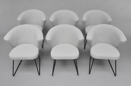 Set of 14 chairs