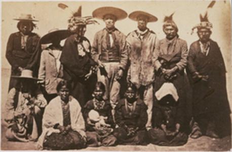 Indios Kikapos