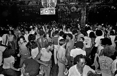 Paradise Garage Dance Floor