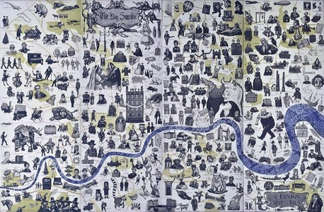 A London Map of Days