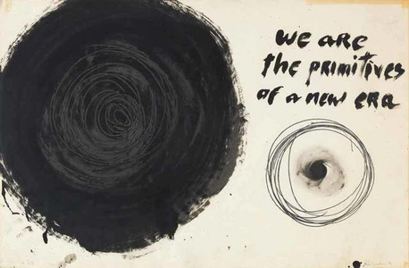 We Are the Primitives of a New Era, from the Manifesto series
