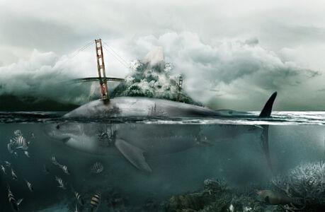 Great White Golden Gate