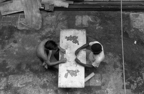 Untitled, from the photo essay Dossier Habana, Galiano #209
