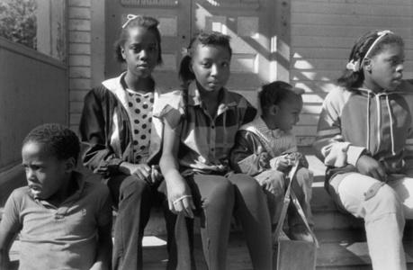 Five Children, Syracuse, NY