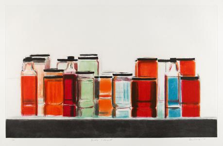 Bottles & Jars III