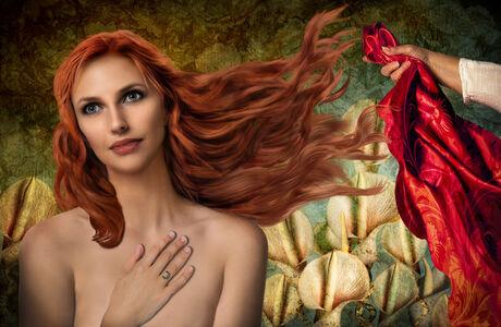 Venus in the Garden of Eden