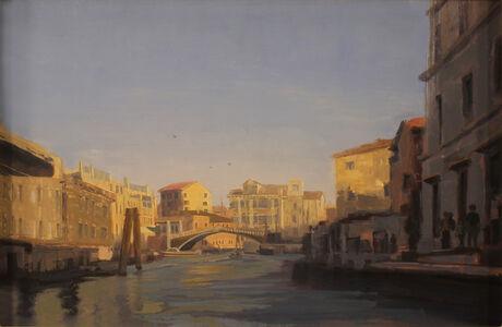 Evening, Grand Canal, Venice