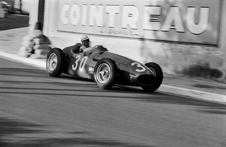 Jean Behra, Grand Prix of Monaco