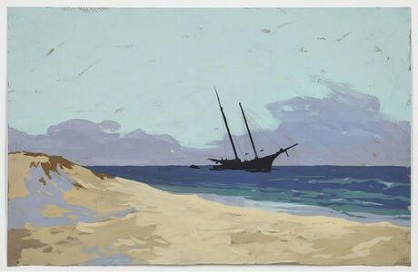 Matthew Benedict, The lost Island