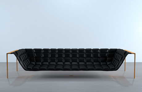 Orbital 2 Seater Sofa (Empire Edition)