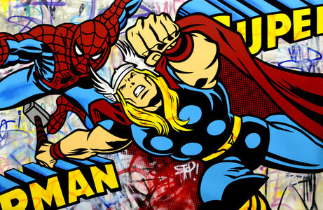Spiderman & The Mighty Thor