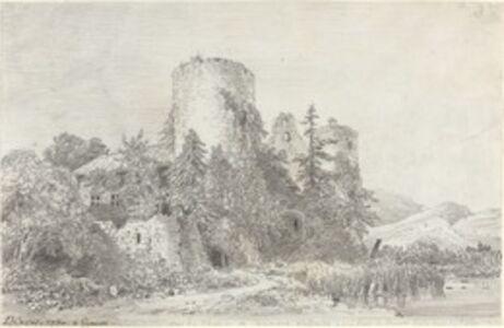 Vue du Chateau de Saconnex