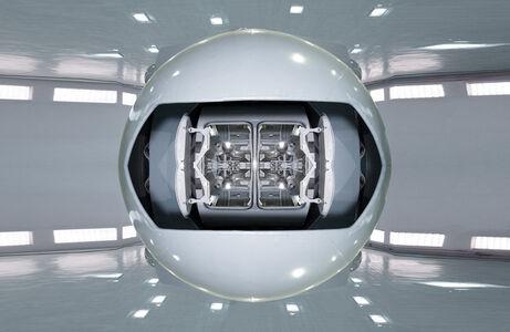 gravitational rotator