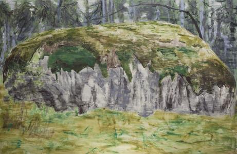 Sten och mossa II/ Stone and Moss II