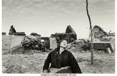 After the China War, Ruins Near Peng Pu