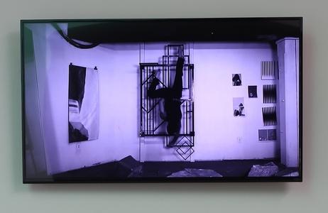 Demonstration (installation view)