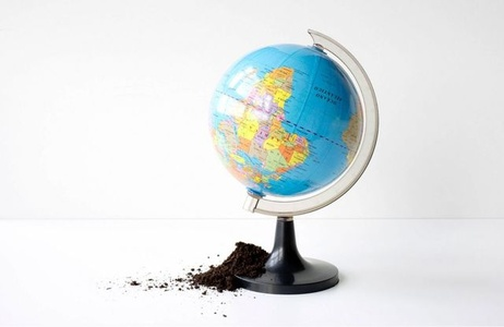 Earth and Globe
