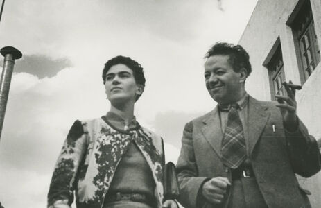 Frida and Diego, Mexico