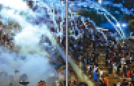 Pixelated 2014 No12