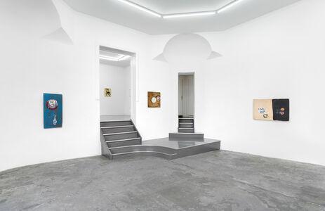 BILL LYNCH curated by Matthew Higgs