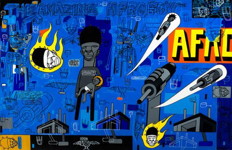 The Amazing Afroboy