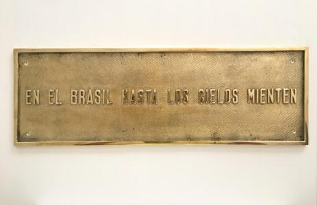 En El Brasil Hasta Los Cielos Mienten [#3 Monumento]