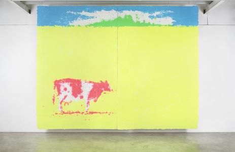 "Shinro Ohtake - ""Paper - Sight"""