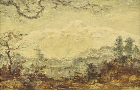 Mt. Halla in January