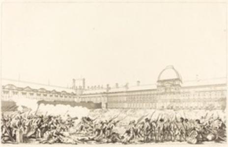 La Journee du 10 aout 1792