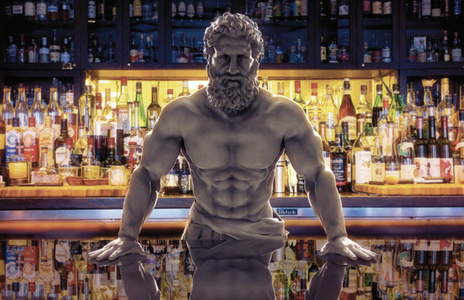 Hercules Bartender