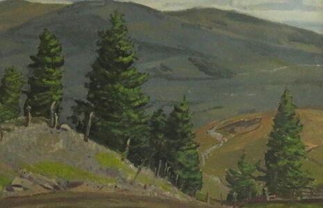 The Laurentians near Baie St. Paul