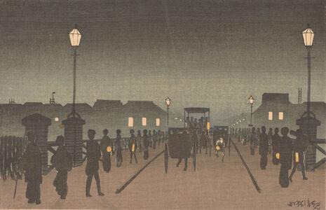 Night at Nihonbashi
