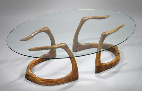 """Sternum"" Coffee Table"