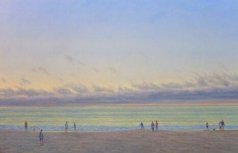 Evening Beach III