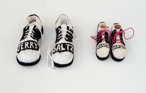 Jerry Saltz and Glenn Danzig's Childhood Shoes