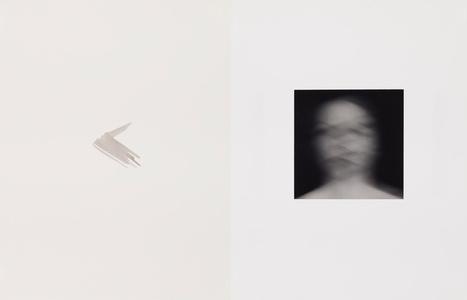 Self Portrait: Left Motion followed by Diagonal Motion