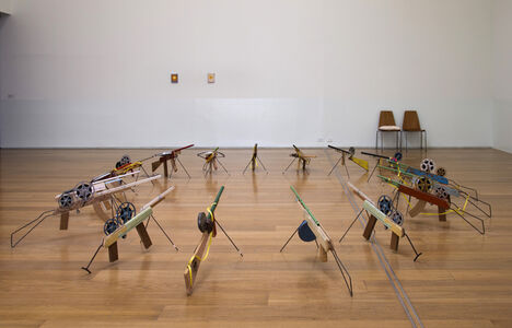 Francis Alÿs. A Story of Negotiation