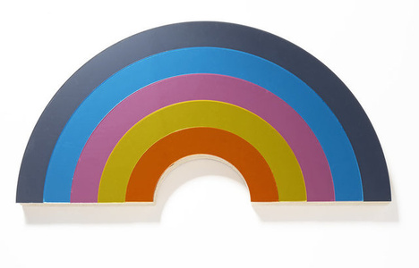 Rainbow Mirror - Dark