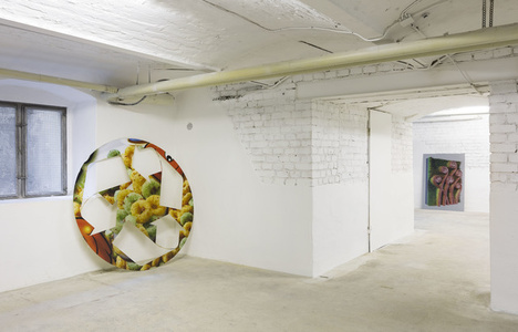 Untitled (Recycling Disc)