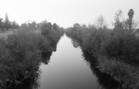 Los Angeles River, Channel View