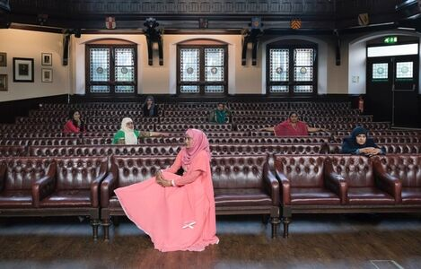 The Ladies (Union Debating Chamber)